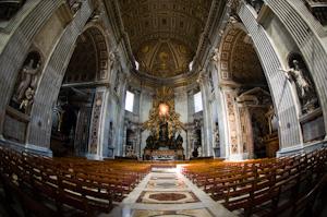 St. Piedro, Roma